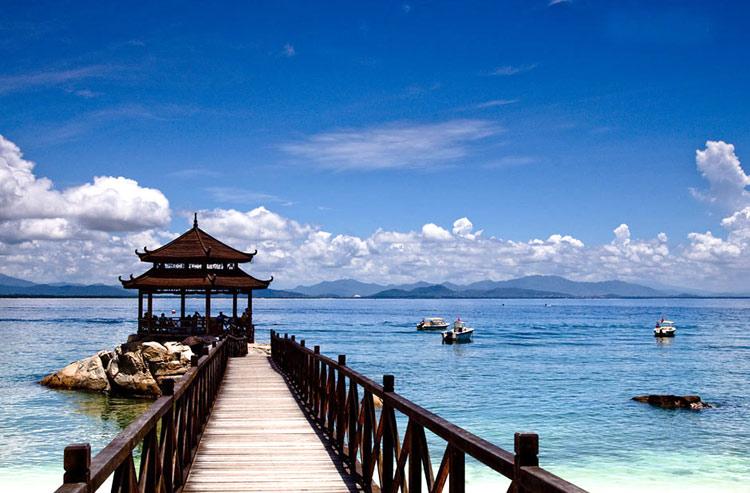 Hải Nam  - Vùng đảo tình yêu ở Trung Quốc