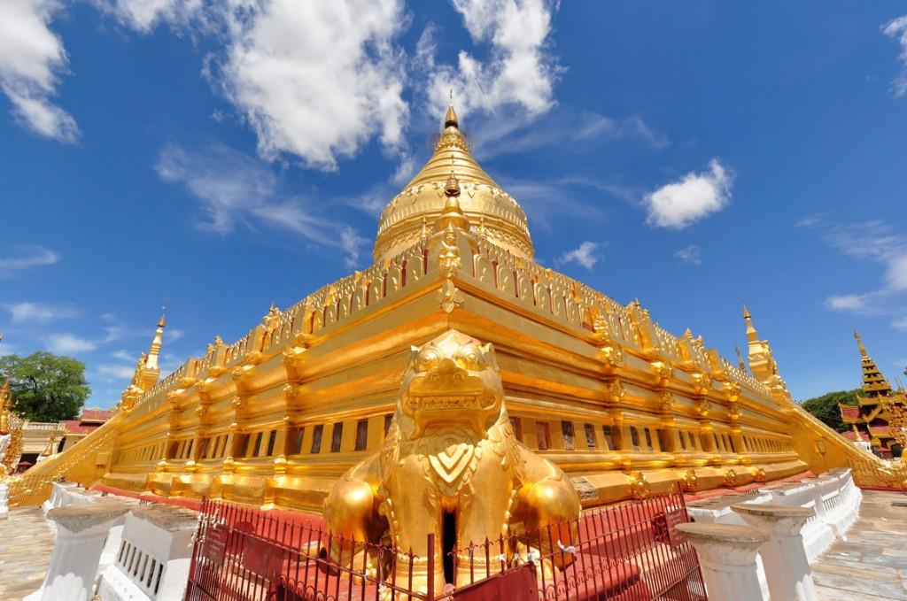 Ling thiêng vùng đất Myanmar