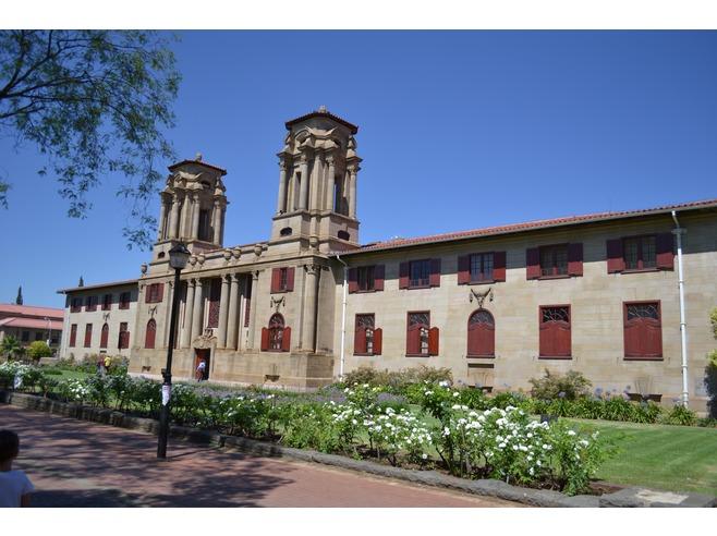 Khám phá thủ đô tư pháp Bloemfontem, Nam Phi