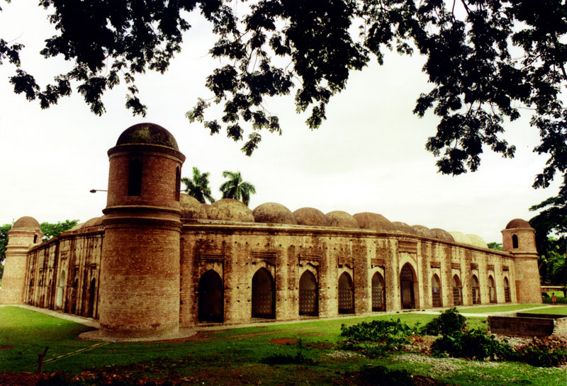 Ghé thăm thành phố cổ Bagerhat