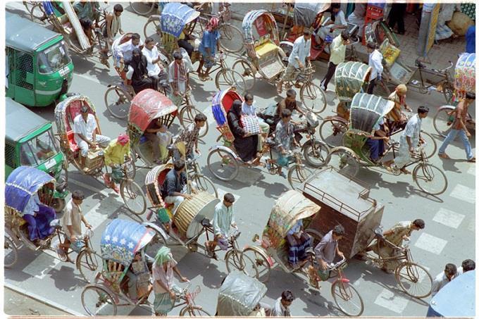 Tham quan thủ đô Dhaka, Bangladesh