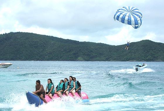 Hoạt động biển thú vị ở Phuket