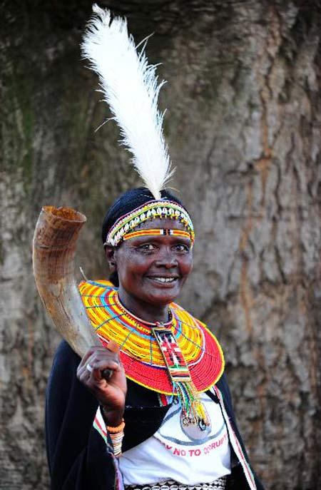 Kiệt tác của người Kenya