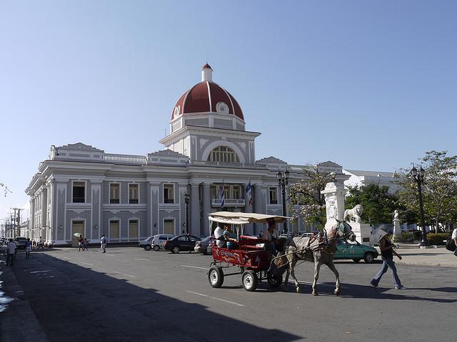 Cienfuegos thành phố di sản của Cuba