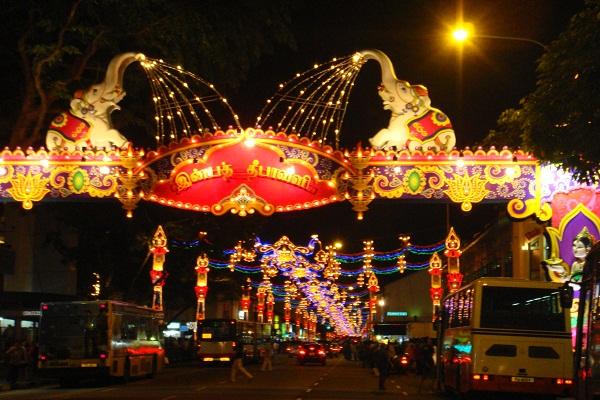 Những lễ hội thu đông hấp dẫn ở Singapore
