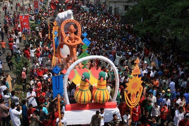 3 lễ hội quan trọng ở Bangladesh