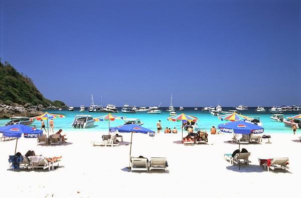 Những bãi biển hấp dẫn ở Phuket