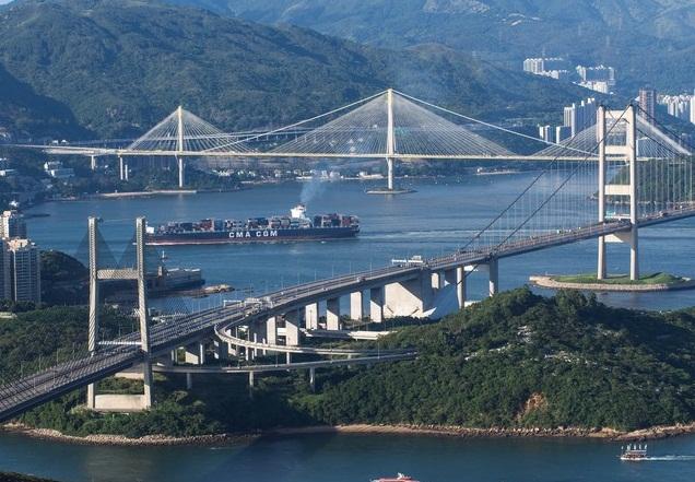 Thanh Mã cây cầu đẹp nhất châu Á