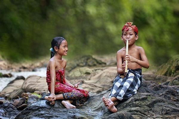 Một kỳ nghỉ bình yên ở Indonesia