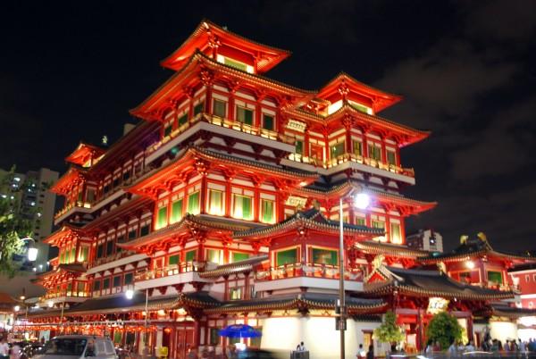 China town tại Singapore
