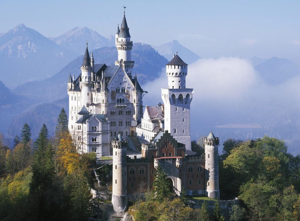 lâu đài tại Munich