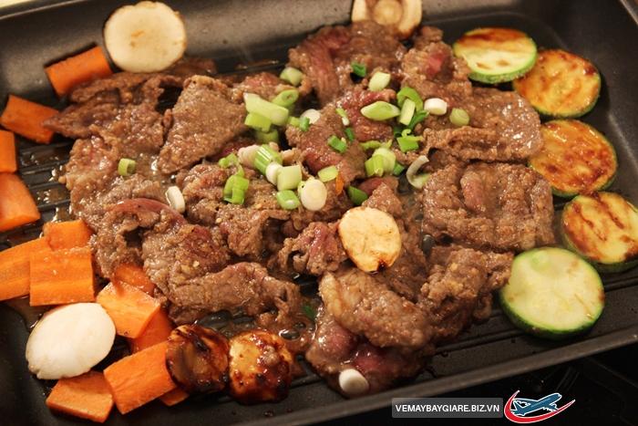 Thịt nướng Bulgogi