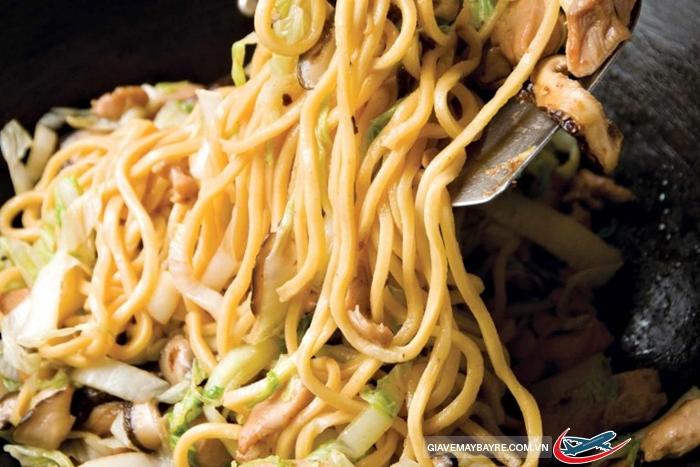 Mâm cỗ ngày Tết của người Singapore có những món ăn nào?