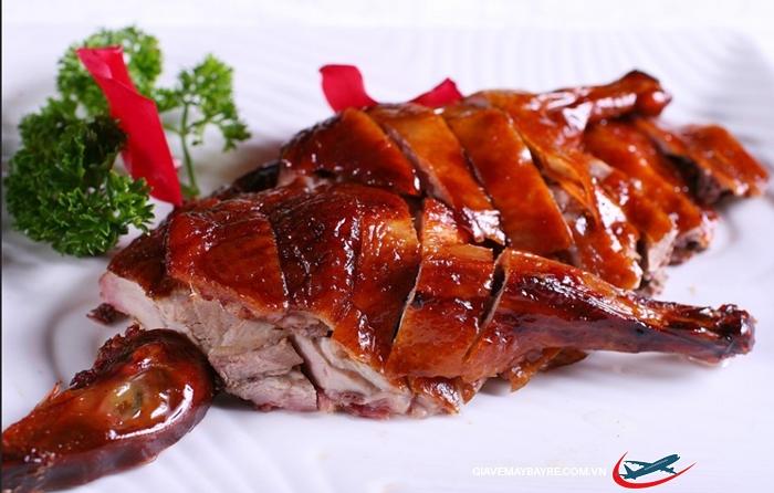Món ăn không thể thiếu trong dịp Tết của người Trung Quốc