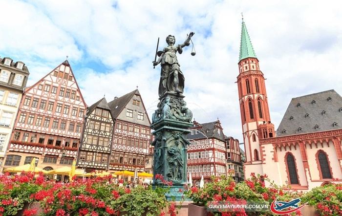 Ghé thăm thành phố Frankfurt