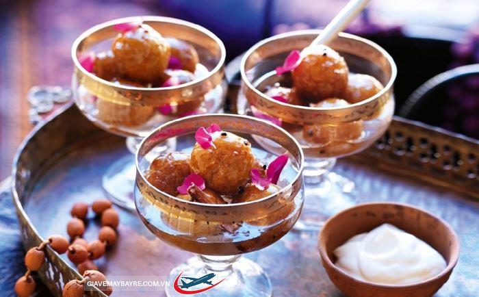 Bánh Gulab Jamun