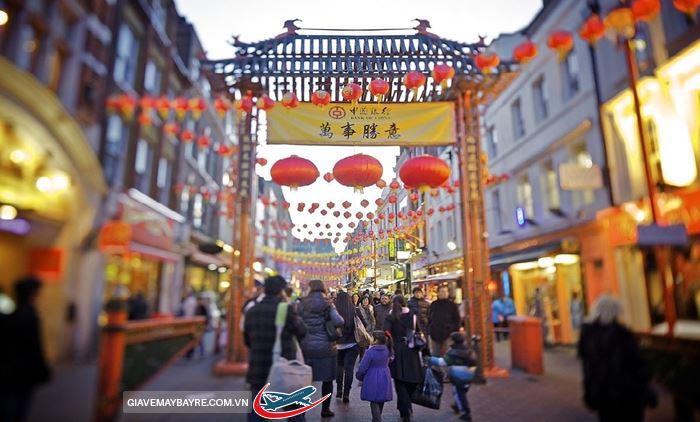 Đến khu phố của người Hoa tại Bangkok