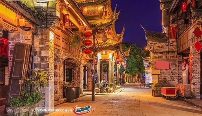 Ghé thăm thành phố Thành Đô