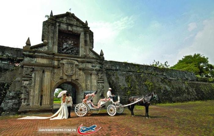 Trải nghiệm du lịch ở thành cổ Intramuros