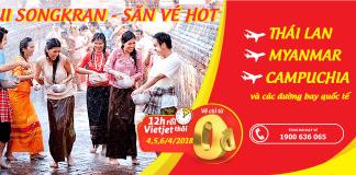 Chương trình khuyến mại của Vietjet Air