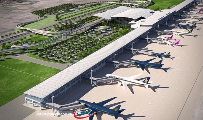 Tăng mức phí dịch vụ cảng hàng không