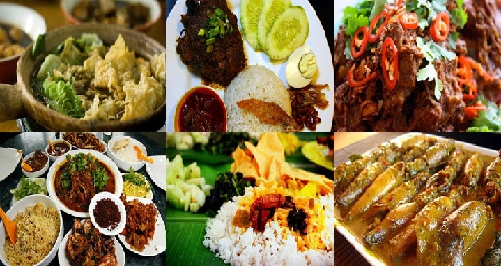 Ẩm thực Malaysia với nhiều món ngon mỹ vị