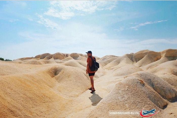 Cồn cát Gumuk Pasir