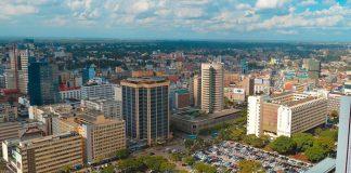 Vẻ hiện đại của thủ đô Narobi