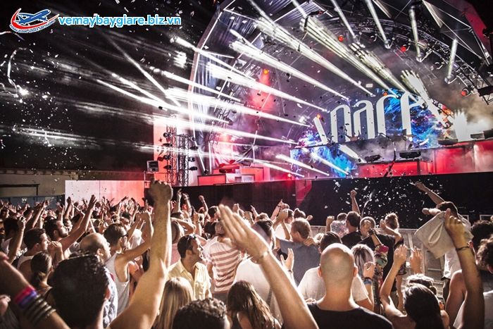 Space - nightclub hàng đầu thế giới
