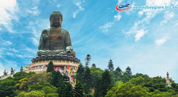 Đại Phật Ngong Ping - Một trong những tượng PHật lớn nhất thế giới