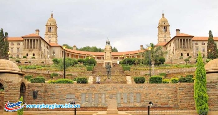 Tòa nhà liên bang ở thủ đô Pretoria