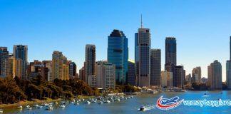 Queensland chi chít các tòa nhà cao tầng