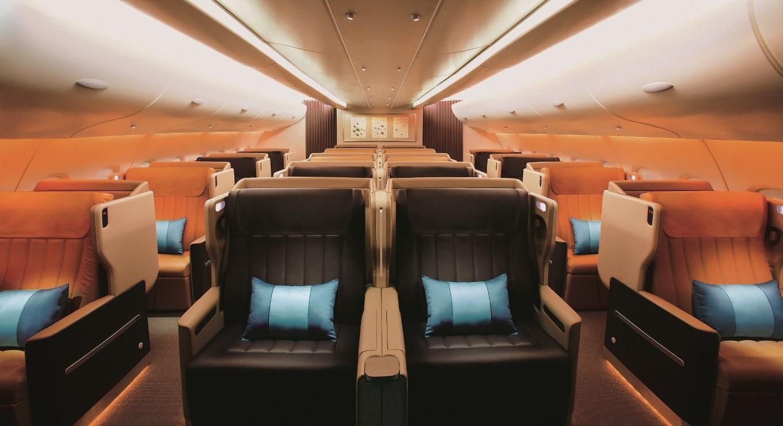 Khoang hành khách của Singapore Airlines