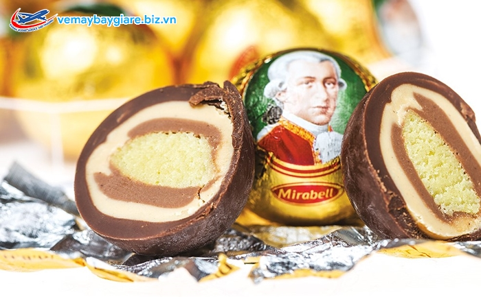 Socola Mozartkugel