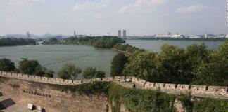 Tường thành Nam Kinh