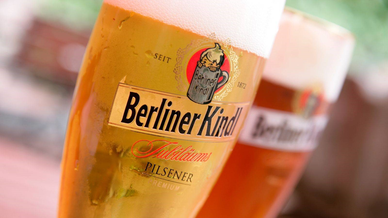 Bia Đức từ lâu đã trở thành thương hiệu