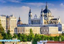 Thủ đô Madrid