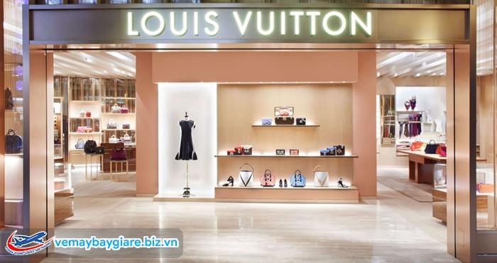 Cửa hàng Louis Vuitton bên trong Andrássy Ut