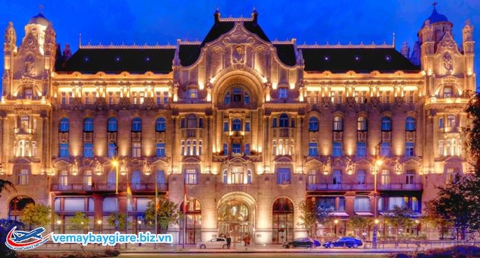 Four Seasons Hotel Gresham Palace Budapest - khách sạn cao cấp ở trung tâm Budapest