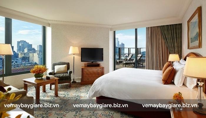 Khách sạn ở Melbourne rất đầy đủ tiện nghi và đẹp