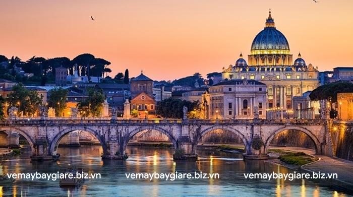 ĐI lại ở Rome rất dễ dàng