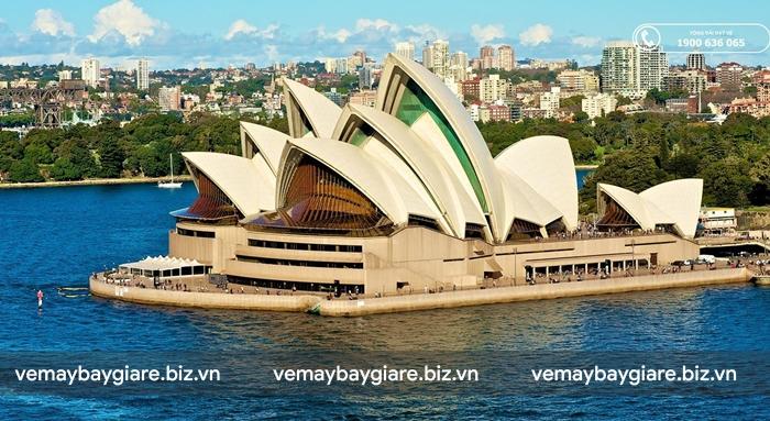 Nhà hát Opera - biểu tượng của đất nước Australia