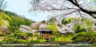 Hàn Quốc có rất nhiều cảnh đẹp